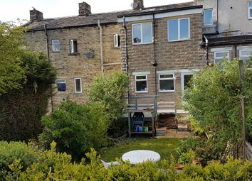 Thumbnail 2 bed terraced house for sale in Clifton Common, Brighouse, West Yorkshire