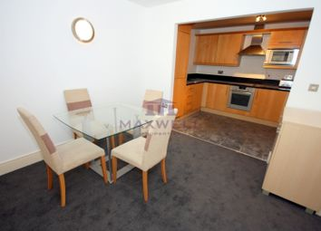 Thumbnail 2 bed flat to rent in Cassilis Road, Canary Wharf, London