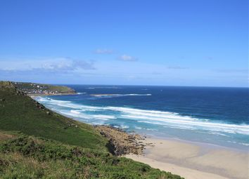 Thumbnail 3 bed barn conversion for sale in Tregiffian Veor, Sennen, Penzance, Cornwall.