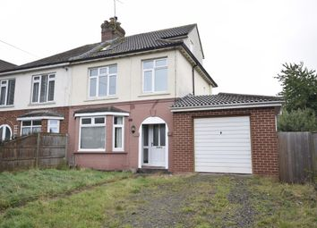 Thumbnail 4 bedroom semi-detached house for sale in Springfield Road, Mangotsfield, Bristol