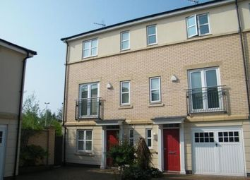 Thumbnail 4 bed semi-detached house to rent in The Quays, Castle Quay Close, Nottingham