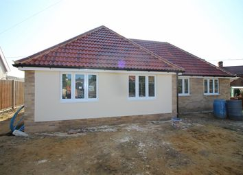 Thumbnail 3 bedroom semi-detached bungalow for sale in Plot 1, Hamilton Close, South Walsham, Norwich