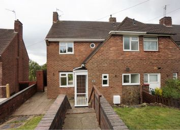 Thumbnail 2 bed end terrace house for sale in Uplands Road, Dudley