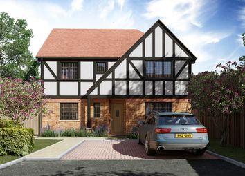 Thumbnail 5 bed detached house for sale in Portnalls Road, Coulsdon