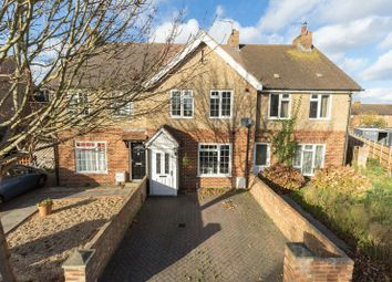 Thumbnail 2 bed terraced house for sale in Gilmore Road, Chichester