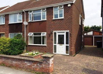 Thumbnail 3 bedroom semi-detached house to rent in Ivybridge Road, Styvechale, Coventry
