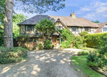 Thumbnail 5 bed semi-detached house for sale in Linersh Wood, Bramley, Guildford, Surrey
