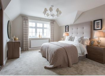 Thumbnail 4 bed detached house for sale in Macclesfield Road, Congleton, Cheshire