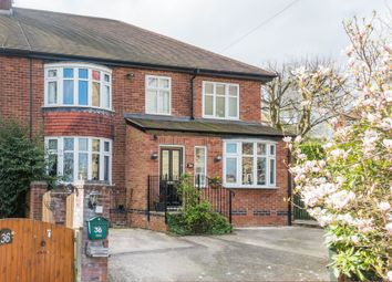 Thumbnail 4 bed semi-detached house for sale in Wadsley Park Crescent, Hillsborough, Sheffield