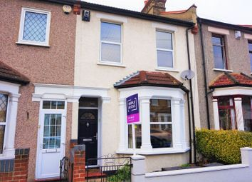 Thumbnail 3 bed terraced house for sale in Lewis Road, Welling