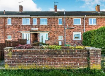 3 bed terraced house for sale in Hutton Road, Kimberworth Park, Rotherham S61