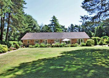 Thumbnail 4 bed detached bungalow for sale in Egmont Close, Avon Castle, Ringwood