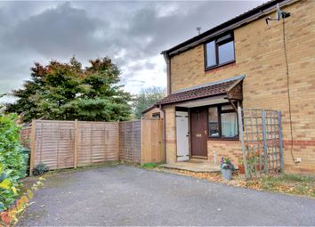 Thumbnail 1 bed terraced house for sale in Newbury Drive, Chippenham