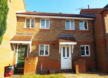 Thumbnail 2 bed terraced house for sale in Wentworth Close, Thamesmead, London