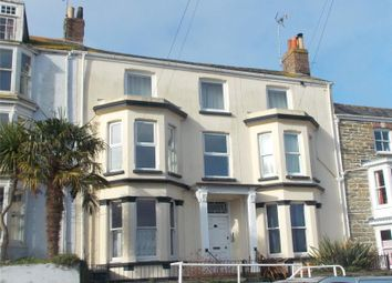 Thumbnail 2 bed flat for sale in Dunstanville Terrace, Falmouth, Cornwall