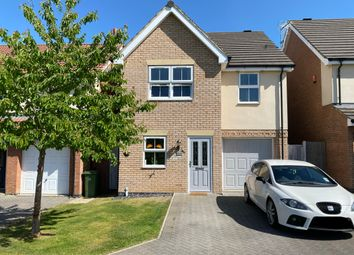Thumbnail 3 bed detached house for sale in Tealby Close, Immingham