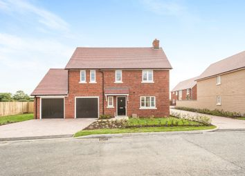 Thumbnail 4 bedroom detached house for sale in Flavian Close, Chesterton, Bicester