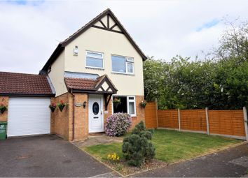 Thumbnail 3 bedroom link-detached house for sale in Farmbrook, Luton
