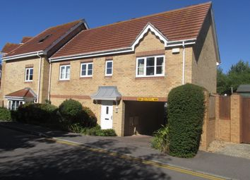 Thumbnail 2 bed end terrace house to rent in The Tollgate, Fareham