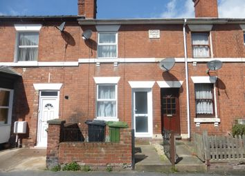Thumbnail 2 bed terraced house for sale in White Horse Street, Hereford