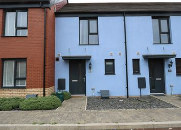 Thumbnail 2 bed detached house to rent in Mariners Walk, Barry Waterfront