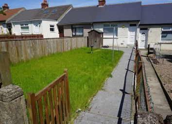 Thumbnail 1 bed bungalow to rent in Third Street, Watling Street Bungalows, Leadgate, Consett