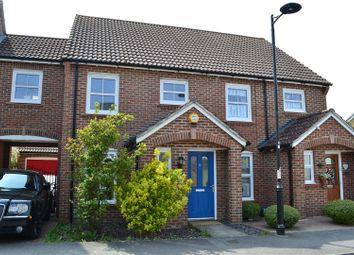 Thumbnail 2 bedroom semi-detached house for sale in Rowner Crescent, Sherfield-On-Loddon, Hook