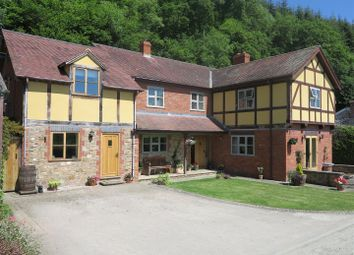 Thumbnail 4 bed cottage to rent in Nash, Presteigne