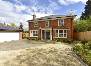 Thumbnail 5 bed detached house for sale in Reading Road, Shiplake, Henley-On-Thames, Oxfordshire