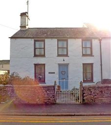 Thumbnail 3 bed semi-detached house for sale in Morfa Bychan, Porthmadog, Gwynedd