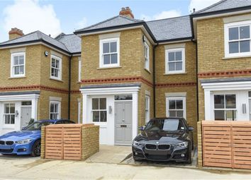 Thumbnail 4 bedroom town house for sale in Elton Road, Kingston Upon Thames