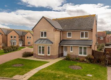 Thumbnail 4 bed detached house for sale in 28 Kittlegairy Crescent, Peebles