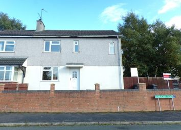 Thumbnail 3 bed property to rent in Bracken Road, Huntington, Cannock
