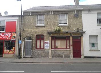 Thumbnail Restaurant/cafe to let in Giuliano's, 10 East Street, Crowland, Peterborough