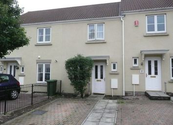 Thumbnail 2 bed terraced house to rent in Barlow Gardens, Plymouth