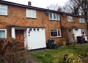 Thumbnail 3 bed terraced house for sale in Mandeville, Stevenage, Herfordshire, United Kingdom