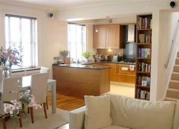 Thumbnail 3 bed flat to rent in Abercorn Place, London