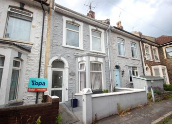 Thumbnail 3 bed terraced house for sale in Arthur Street, Redfield, Bristol