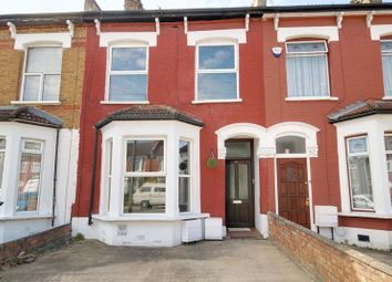 Thumbnail 3 bedroom terraced house for sale in Whittington Road, Bowes Park