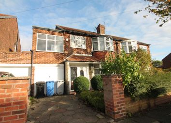 Thumbnail 4 bed semi-detached house for sale in Furness Road, Urmston, Manchester