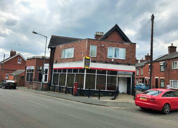 Thumbnail Retail premises to let in 2 Westwood Road, Leek, Staffordshire