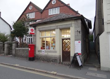 Thumbnail Retail premises for sale in 18 Court Street, Moretonhampstead, Newton Abbot, Devon