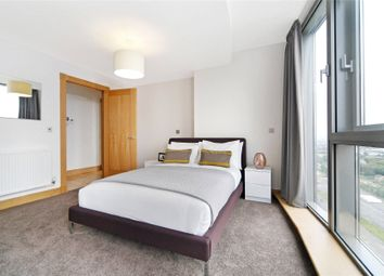 Thumbnail 3 bed flat to rent in Stratford High Street, London