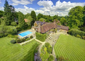 Thumbnail 6 bed detached house to rent in Stratton Chase Drive, Chalfont St. Giles