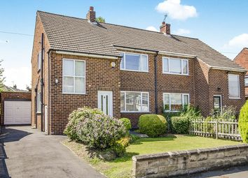 Thumbnail 3 bed semi-detached house for sale in Lynwood Crescent, Pontefract