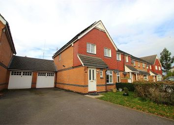 Thumbnail 3 bed semi-detached house for sale in Ruffle Close, West Drayton, Middlesex