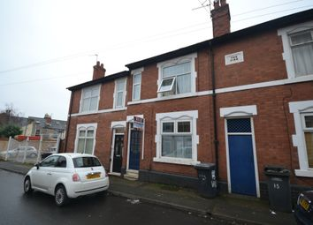 4 bed terraced house to rent in Wild Street, Derby DE1