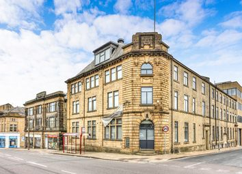 Thumbnail 1 bed flat to rent in Courier House King Cross Street, Halifax