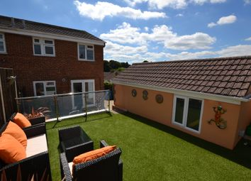 Thumbnail 3 bed semi-detached house for sale in Stacey Close, Poole