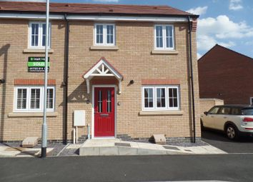 Thumbnail 3 bed property to rent in Kilbride Way, Orton Northgate, Peterborough